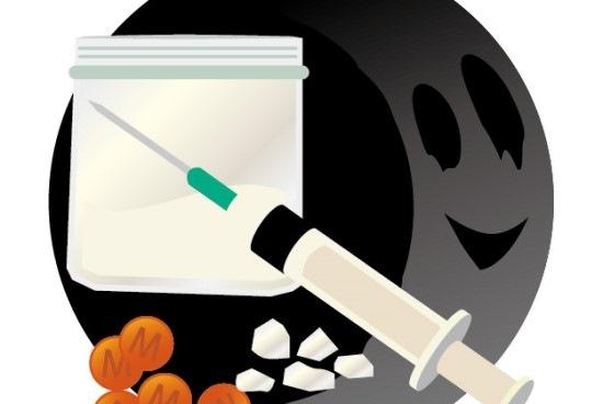 薬物依存_ドラッグの画像