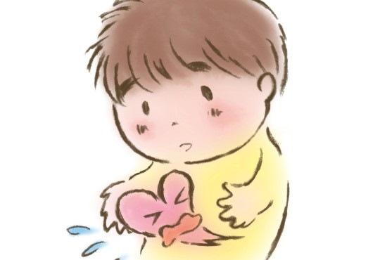 PTSD_子供の画像