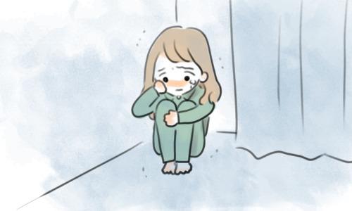 うつ_悲しい_泣く